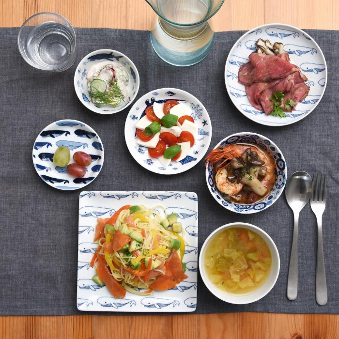 波佐見焼 北欧食器 和食器 おしゃれ natural69 cocomarine×Jankeシリーズ