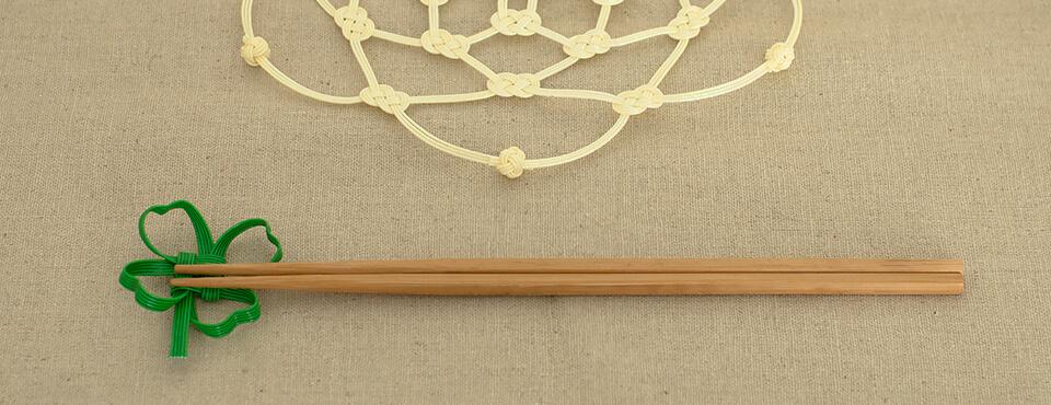 箸、箸置き