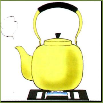 1.水は必ず沸騰させる。