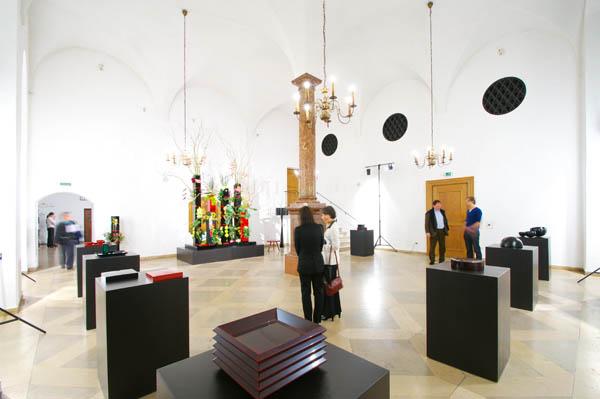 リアルジャパンミュンヘンレジデンツ宮殿での展示会