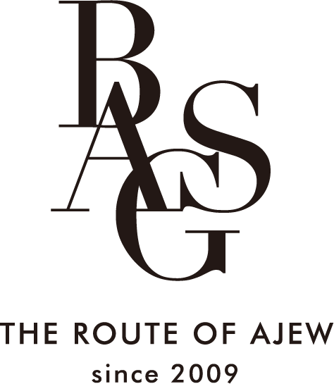 BAG THE ROUTE OF AJEW since 2009