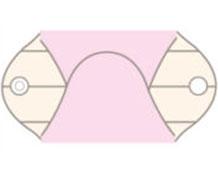 布ナプキンの折りたたみ方image