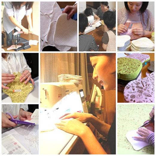 ママ職人による手作りimage