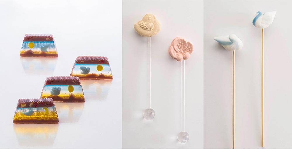 2017年度グッドデザイン賞受賞のお菓子