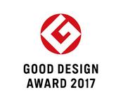 ロゴ:グッドデザイン賞 2017