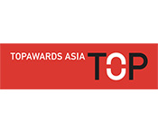 ロゴ:TOP AWARDS ASIA 2019
