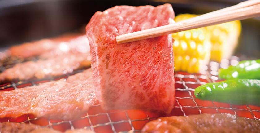 宮崎牛ロース焼肉用