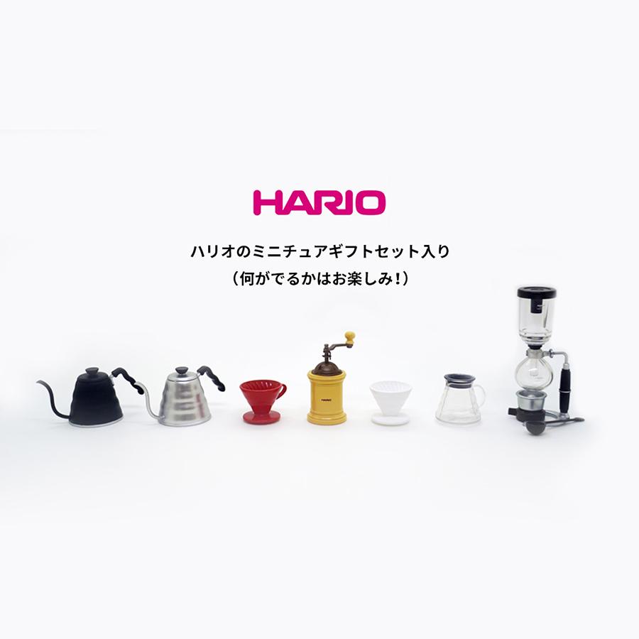 BON COFFEE 母の日 ハリオ ミニチュアギフト