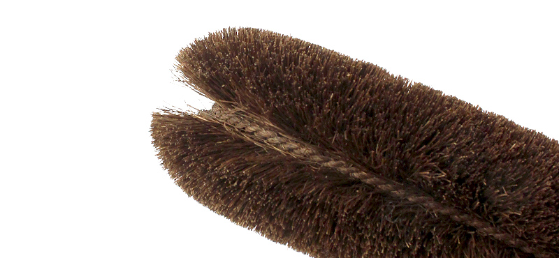 棕櫚たわし ベーシック帯縄部分
