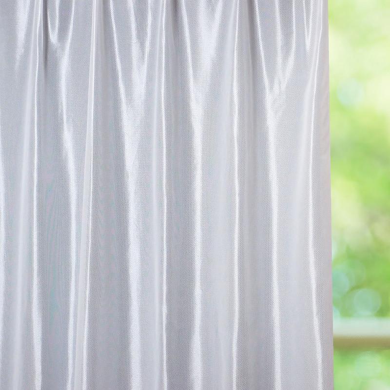 ハウスダスト花粉キャッチレースカーテン