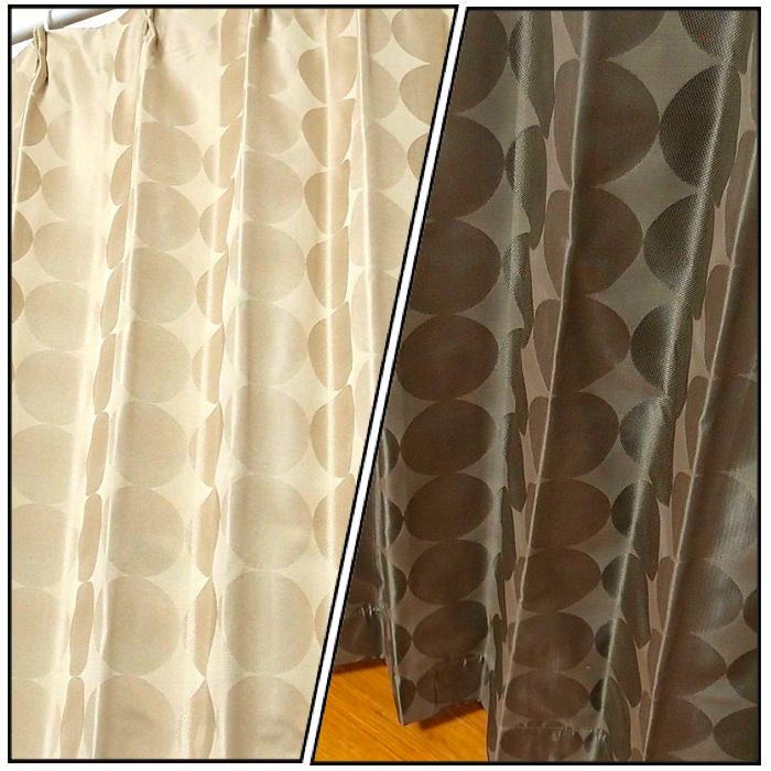 特殊コーティングで防音断熱と高機能な1級遮光カーテン
