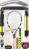 【中古テニスラケット】バボラ アエロプロチーム(2010年モデル)