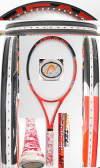 【中古テニスラケット】ヘッド ユーテック ラジカルMP(18×20)