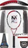 【中古テニスラケット】マンティス265
