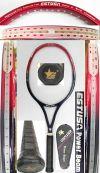 【中古テニスラケット】エスチューサ パワービーム