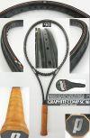 【中古テニスラケット】プリンス・グラファイトコンプ SC90