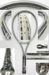 【中古テニスラケット】プリンス・モアレスポンス オーバーサイズ