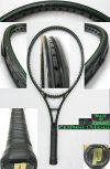 【中古テニスラケット】プリンス・グラファイト 【THAILAND】