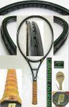 【中古テニスラケット】プリンス・グラファイト オーバーサイズ (CHINA)