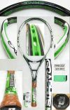 【中古テニスラケット】プリンス・EXO3グラファイト100S
