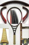 【中古テニスラケット】プリンス・スーパーグラファイトOS
