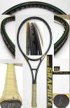 【中古テニスラケット】プリンス・ツアーグラファイト ミッドサイズ