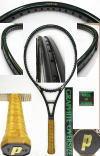 【中古 テニスラケット】プリンス グラファイトOS