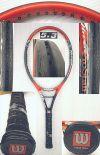【中古テニスラケット】ウイルソン ・ハイパープロスタッフ5.3