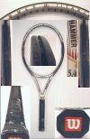 【中古テニスラケット】ウイルソン ・ハンマー5.4