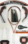 【中古テニスラケット】ウイルソン ・nツアーTwo