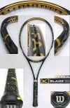 【中古テニスラケット】ウイルソン ・[K]ブレード98