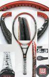 【中古テニスラケット】ウイルソン ・ハイパープロスタッフ 5.3ストレッチ