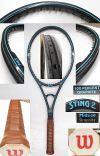 【中古テニスラケット】ウイルソン ・スティング2 ミッドサイズ