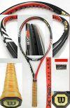 【中古テニスラケット】ウイルソン ・SIX.ONEツアー BLX90 JP