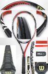 【中古テニスラケット】ウイルソン ・SIX.ONE BLX95/US