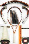 【中古テニスラケット】ウイルソン・nツアーTWO/105