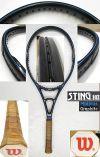 【中古テニスラケット】ウイルソン・スティングHB ミッドプラス
