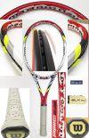 【中古テニスラケット】ウイルソン・スチームプロ