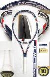 【中古テニスラケット】ウイルソン ・ジュース100 日本限定カラー