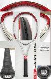 【中古 テニスラケット】ウイルソン SIX.ONE 95 US (16×18)