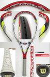 【中古 テニスラケット】ウイルソン スチームプロ95