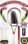 【中古 テニスラケット】ウイルソン スチーム100(2013年)