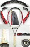 【中古 テニスラケット】ウイルソン/[K]SIX-ONE105