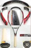 【中古 テニスラケット】ウイルソン ・[K]SIX-ONE105