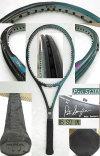 【中古 テニスラケット】ウイルソン ・スロスタッフMID85 ピートサンプラス