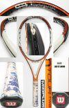 【中古テニスラケット】ウイルソン  nツアーTWO/95