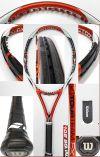 【中古テニスラケット】ウイルソン [K]ツアーチームFX105