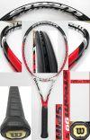 【中古テニスラケット】ウイルソン スチーム99S