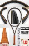 【中古テニスラケット】ウイルソン スタッフFP