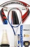【中古テニスラケット】ウイルソン  ツアーリミテッドBLX